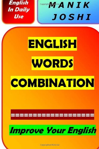 9781490349329: English Words Combination