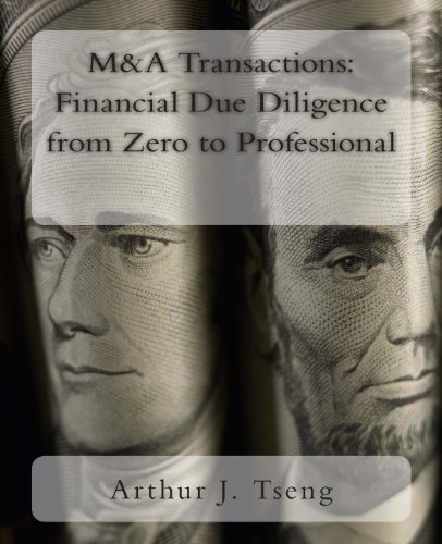 9781490351483: M&A Transactions: Financial Due Diligence from Zero to Professional