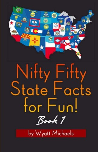 9781490351711: Nifty Fifty State Facts for Fun! Book 1