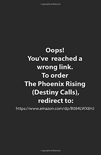 9781490354002: The Phoenix Rising - Destiny Calls