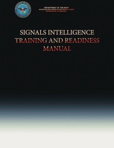 9781490354262: Signals Intelligence Training and Readiness Manual