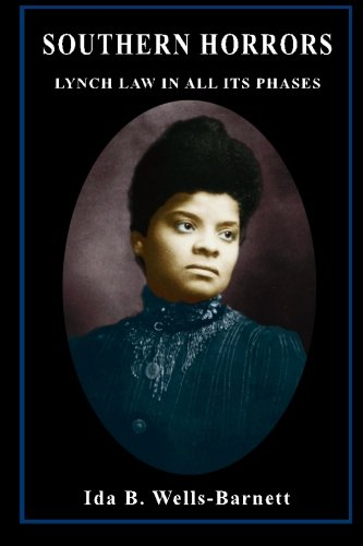 an introduction to the anti lynching campaign of ida b wells Ida b wells was born in 1862 in holly springs mississippi to elizabeth and james wells she is famous for her campaign against lynching ida set an example for all african – americans to stand up for their rights in the late 1800's.