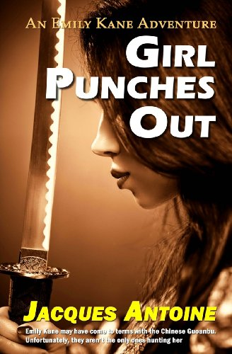 9781490359397: Girl Punches Out (The Emily Kane Adventures) (Volume 2)