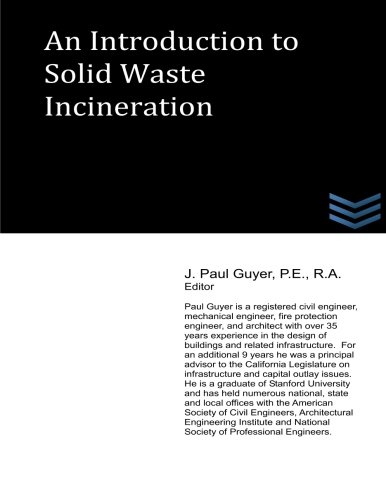 9781490363936: An Introduction to Solid Waste Incineration