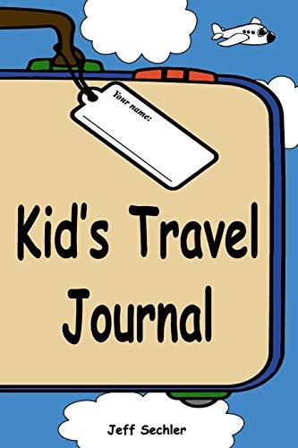 9781490366913: Kid's Travel Journal