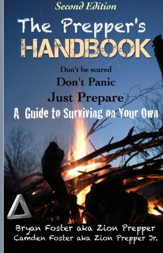 9781490371986: The Prepper's Handbook - Second Edition: A Guide to Surviving on Your Own