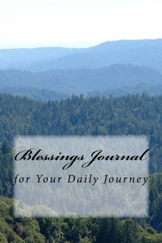 9781490379579: Blessings Journal: for Your Daily Journey