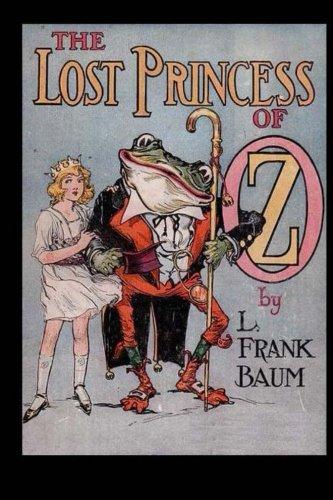 9781490379746: The Lost Princess of Oz