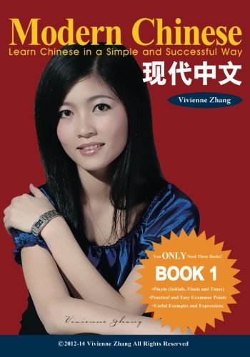 Modern Chinese - Learn Chinese in a Simple and Successful Way - Series Book 1, 2, 3, 4