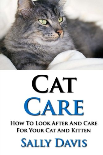 9781490390550: Cat Care: How To Look After And Care For Your Cat And Kitten