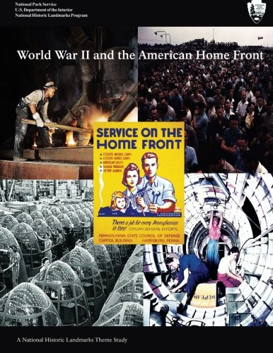 9781490392547: World War II and the American Home Front