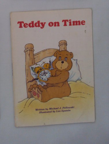 Teddy On Time (1490392912) by Michael J. Pellowski