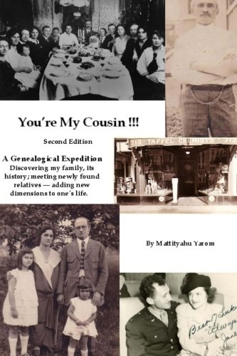 9781490409313: You're My Cousin!!! second edition