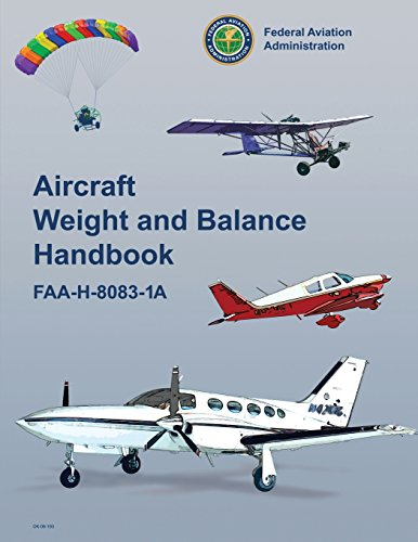 9781490419015: Aircraft Weight and Balance Handbook (FAA-H-8083-1A)