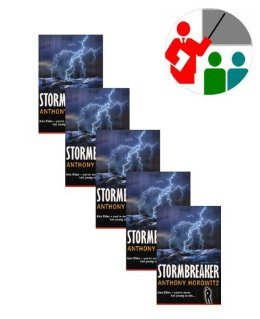 9781490420394: Guided Reading Set (8): Stormbreaker (Guided Reading in Grades 3-6)