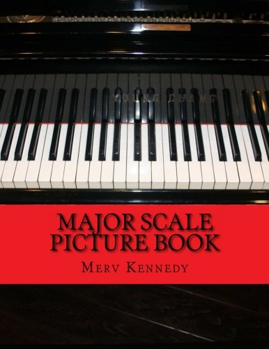 9781490420400: Major Scale Picture Book (Kennedy Visual Music)