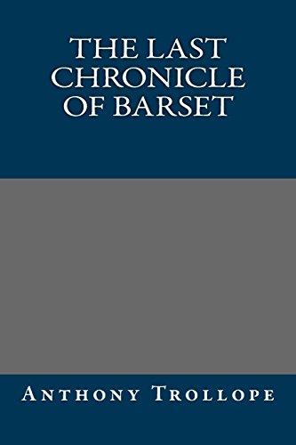 9781490428499: The Last Chronicle of Barset