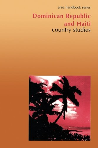 9781490435343: Dominican Republic and Haiti: Country Studies