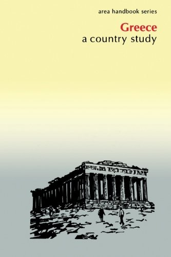 9781490436234: Greece: A Country Study