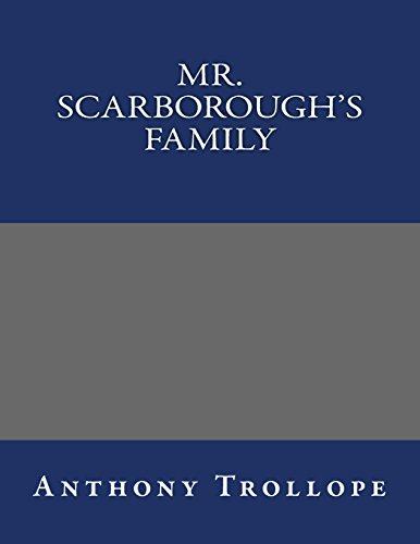 9781490436265: Mr. Scarborough's Family