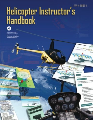 9781490446646: Helicopter Instructor's Handbook (FAA-H-8083-4)