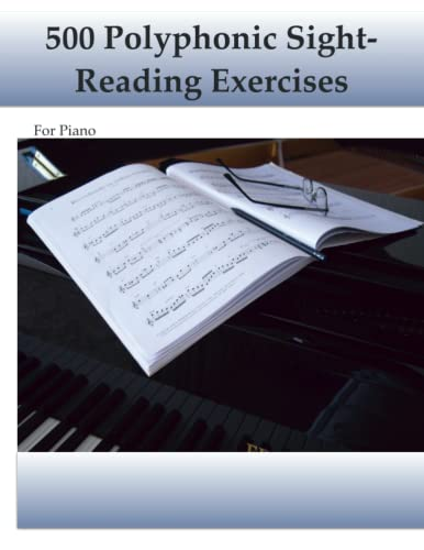 9781490454054: 500 Polyphonic Sight-Reading Exercises