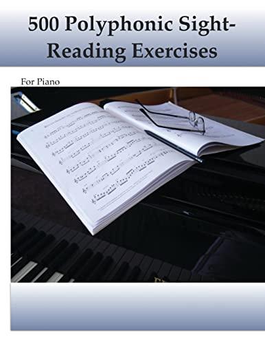 9781490454054: 500 Polyphonic Sight-Reading Exercises