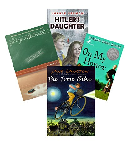 9781490457611: Adventure Pack for Boys; Hitler's Daughter; on My Honor; the Time Bike (Children Book Sets : Grade 4 and up)