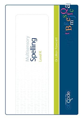 9781490461519: Multisensory Spelling Level K