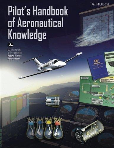 9781490464817: Pilot's Handbook of Aeronautical Knowledge (FAA-H-8083-25A)
