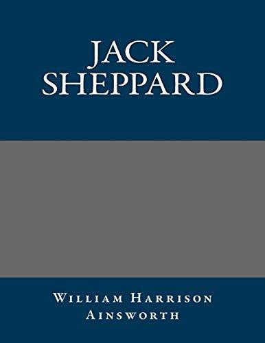 9781490465517: Jack Sheppard
