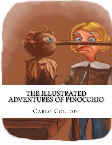 9781490466194: The Illustrated Adventures of Pinocchio