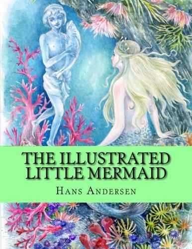 9781490468600: The Illustrated Little Mermaid