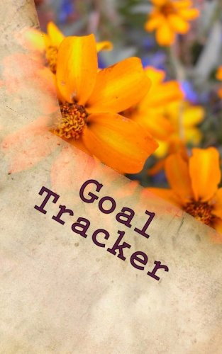 9781490469034: Goal Tracker: Weekly Pocket Planner to Write and Track Goals