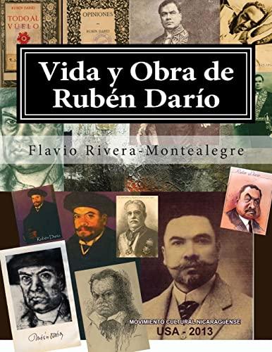 Vida y Obra de Ruben Dario: Genealogia,: Arq Flavio C
