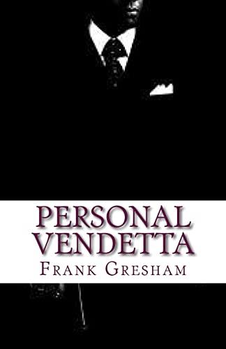 9781490472089: Personal Vendetta
