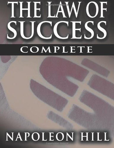 9781490473024: The Law of Success