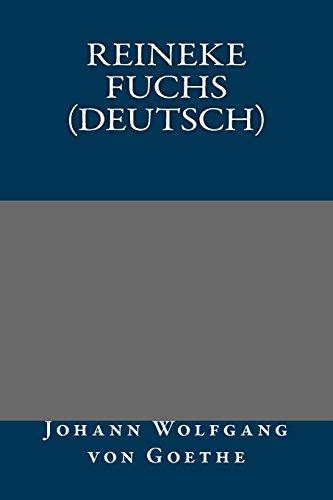 9781490473994: Reineke Fuchs (Deutsch)