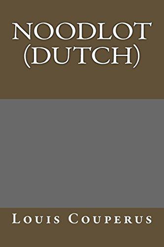9781490474588: Noodlot (Dutch)