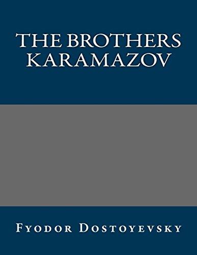 9781490482422: The Brothers Karamazov
