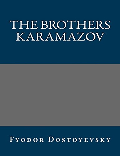 9781490482422: The Brothers Karamazov