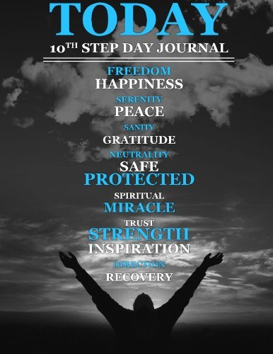 9781490482620: Today: 10th Step Day Journal