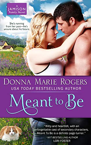 Meant To Be (Jamison Series) (Volume 2): Donna Marie Rogers
