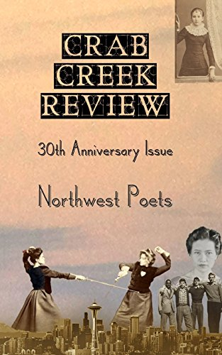 Crab Creek Review 30th Anniversary Issue: Press, Two Sylvias