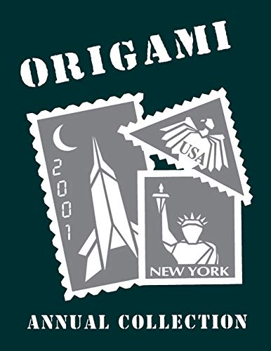 9781490488011: Annual Collection 2001 (OrigamiUSA Annual Collections)