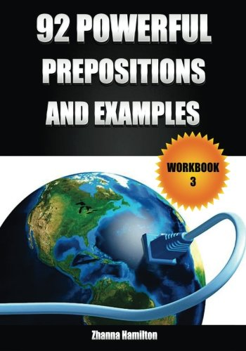 9781490512938: 92 Powerful Prepositions and Examples: Workbook 3