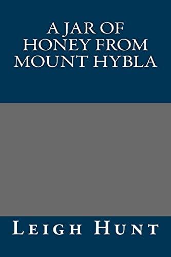 9781490526133: A Jar of Honey from Mount Hybla