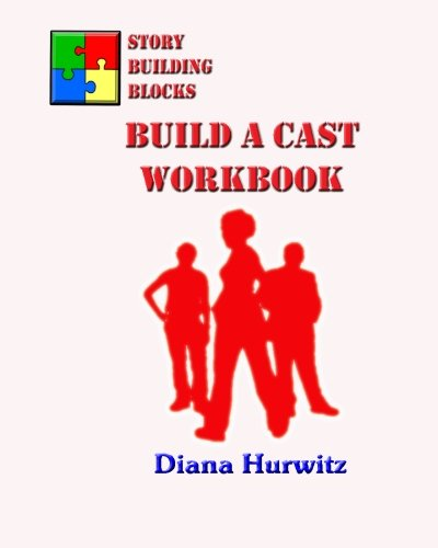 9781490529370: Story Building Blocks: Build A Cast Workbook