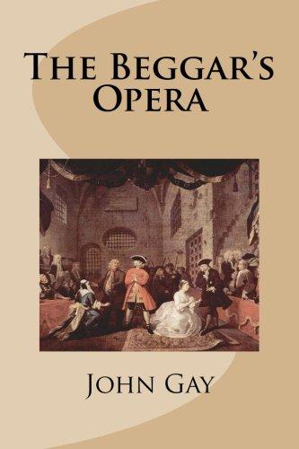 9781490530062: The Beggar's Opera