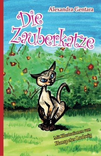 9781490531731: Die Zauberkatze (German Edition)
